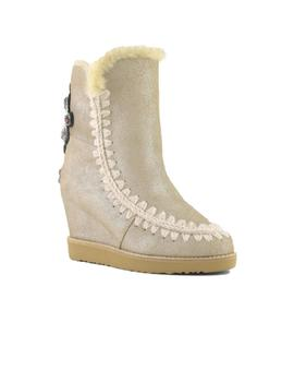 BOTA MOU FRENCH TOE WEDGE BACK PATCH