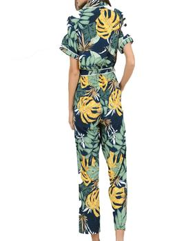 MONO MOLLY BRACKEN ESTAMPADO TROPICAL