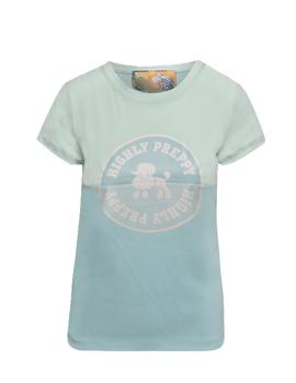 CAMISETA HIGHLY PREPPY CIRCULO POODLE VINTAGE