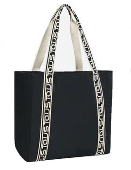 BOLSA TOUS SHOPPING SHELBY NEGRO