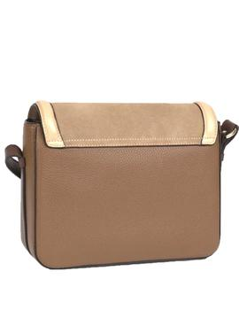 BOLSO TOUS M. T ICON MULTI-MARRÓN