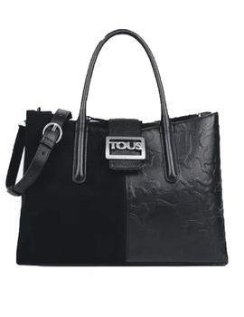 BOLSO TOUS CITY T. ICON NEGRO