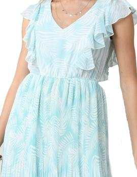 VESTIDO JUNGLE MINT
