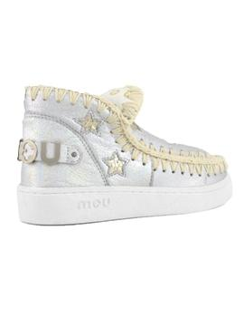 BOTÍN MOU SUMMER ESKIMO SNEAKER WITH STARS